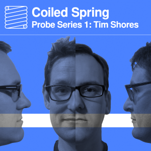 cd episode 12 probe series 1 - Tim Shores
