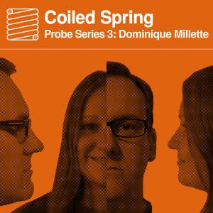 cd episode 14 probe series 3 Dominique Millette